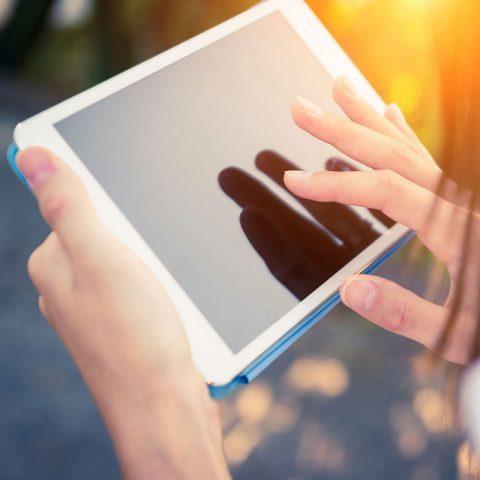 PriceAdvantage Sign Diagnostics - iPad