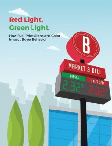 Red light. Green light.